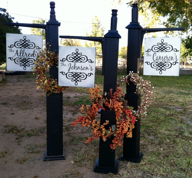 Chunky Porch Sign Hanger Good Ideas And Tips Shop
